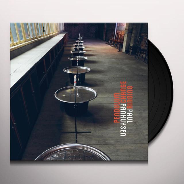 Paul Panhuysen PENDULUM CHANGE RINGING Vinyl Record