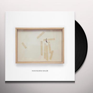 HANS RUDOLF ZELLER Vinyl Record