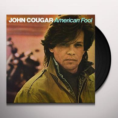 John Mellencamp AMERICAN FOOL Vinyl Record