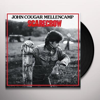 John Mellencamp SCARECROW Vinyl Record