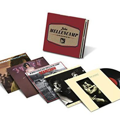 John Mellencamp VINYL COLLECTION 1982-1989 Vinyl Record