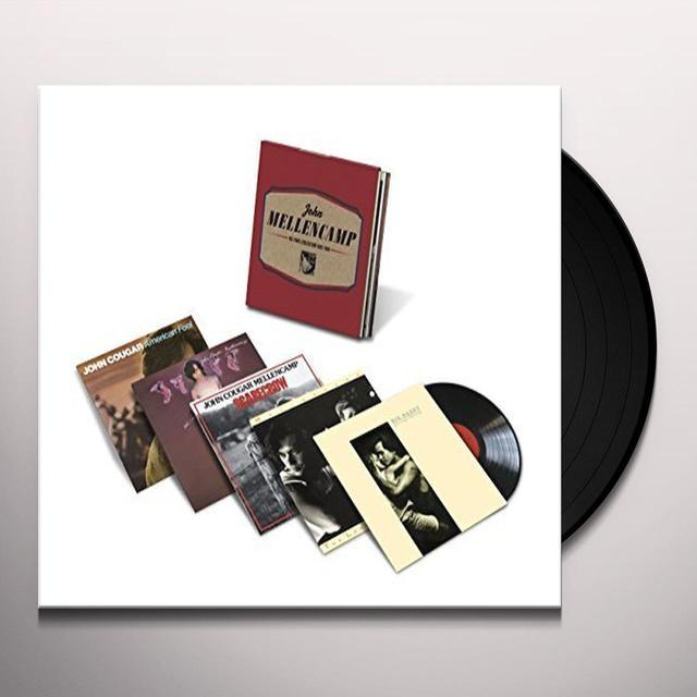 John Mellencamp VINYL COLLECTION 1982-1989 (BOX) Vinyl Record