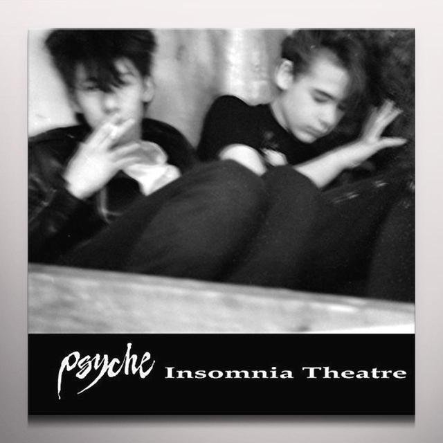 Psyche INSOMNIA THEATRE Vinyl Record - Colored Vinyl, Green Vinyl