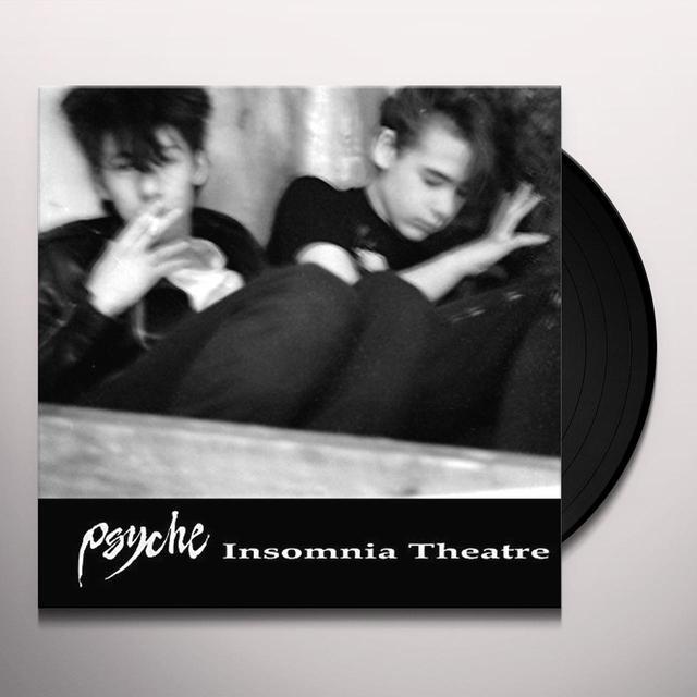 Psyche INSOMNIA THEATRE Vinyl Record