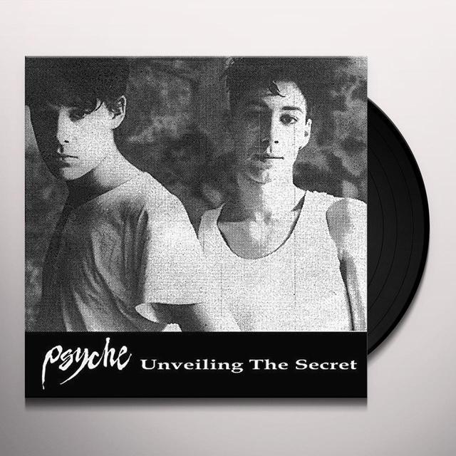 Psyche UNVEILING THE SECRET Vinyl Record