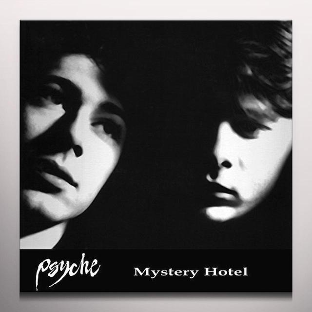 Psyche MYSTERY HOTEL Vinyl Record - Colored Vinyl