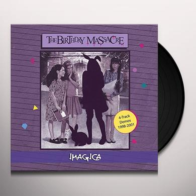 The Birthday Massacre IMAGICA Vinyl Record