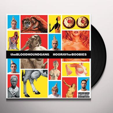 Bloodhound Gang HOORAY FOR BOOBIES Vinyl Record