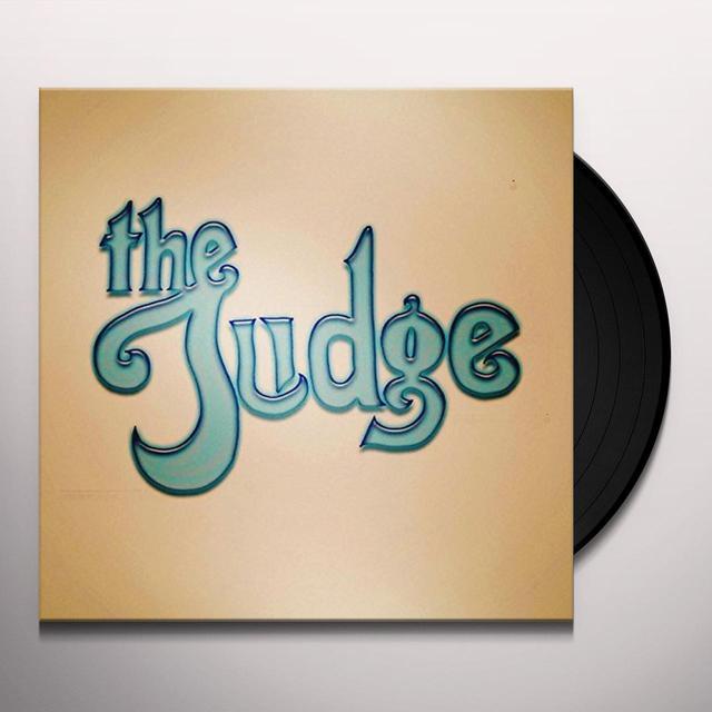 JUDGE Vinyl Record