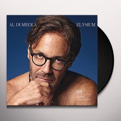 Al Dimeola ELYSIUM Vinyl Record