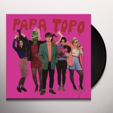 Papa Topo OPALO NEGRO Vinyl Record - Digital Download Included