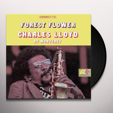 Charles Lloyd FOREST FLOWER Vinyl Record