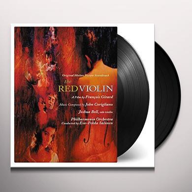Joshua Bell RED VIOLIN / O.S.T. Vinyl Record