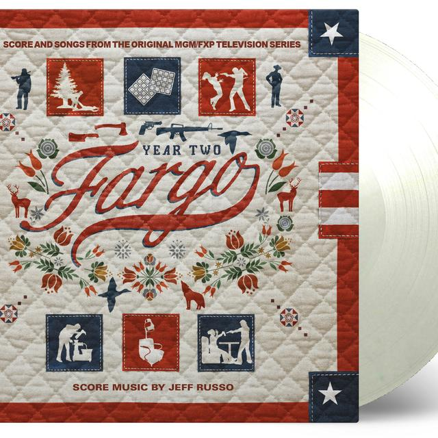 Jeff Russo FARGO: SEASON 2 / O.S.T. Vinyl Record - Holland Release