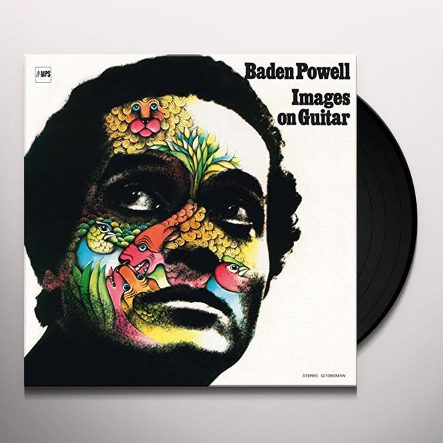 Baden Powell IMAGES ON GUITAR Vinyl Record - UK Release