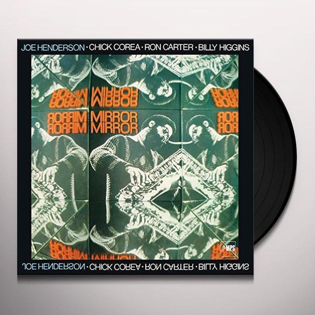 Joe Henderson MIRROR MIRROR Vinyl Record - UK Import