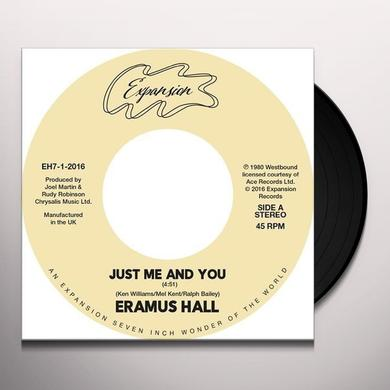 Eramus Hall JUST ME & YOU / YOUR LOVE IS MY DESIRE Vinyl Record - UK Import