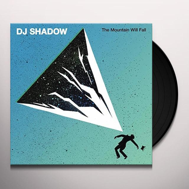Dj Shadow MOUNTAIN WILL FALL Vinyl Record - UK Release