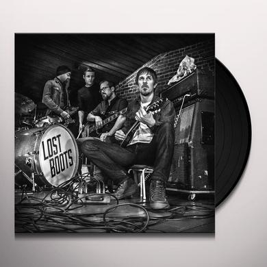 LOST BOOTS COME COLD COME WIND Vinyl Record
