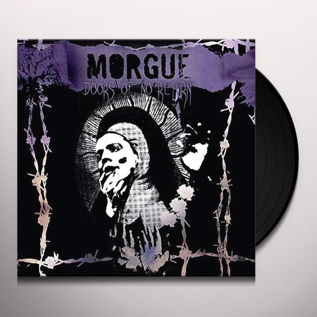 Morgue DOORS OF NO RETURN Vinyl Record - UK Import