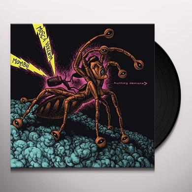 MOSCA VIOLENTA / MOMBU HUNTING DEMONS Vinyl Record - UK Import