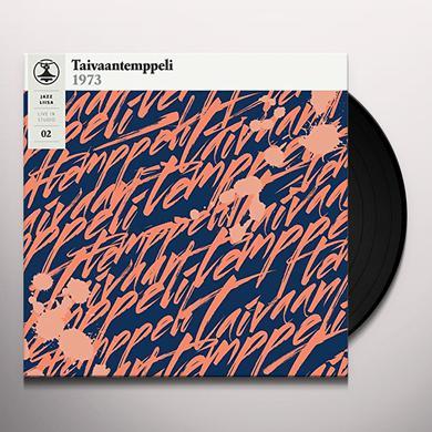 TAIVAANTEMPPELI JAZZ-LIISA 2 Vinyl Record