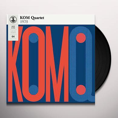 KOM QUARTET JAZZ-LIISA 4 Vinyl Record