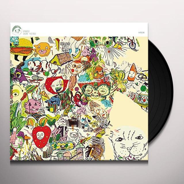 PNEU / DON VITO Vinyl Record - UK Import