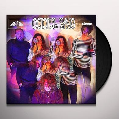 Octopus Syng REVERBERATING GARDEN NO 7 Vinyl Record - UK Import