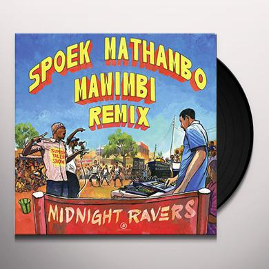 MIDNIGHT RAVERS SOU KONO REMIX Vinyl Record