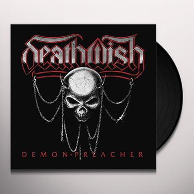 DEATHWISH DEMON PREACHER Vinyl Record - UK Import