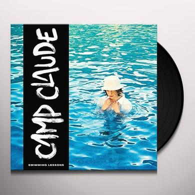 Camp Claude SWIMMING LESSONS Vinyl Record - UK Import