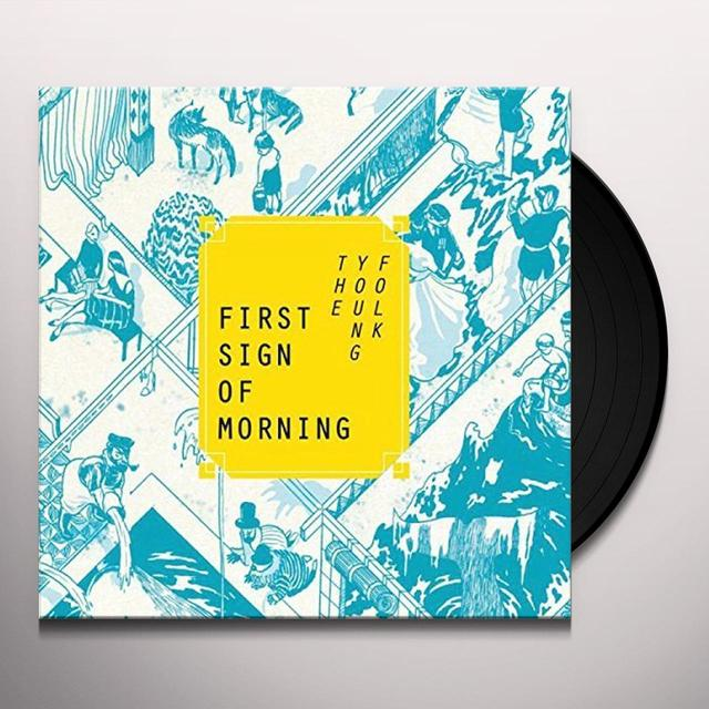YOUNG FOLK FIRST SIGN OF MORNING Vinyl Record - UK Import