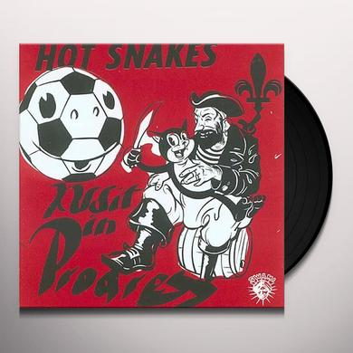 Hot Snakes AUDIT IN PROGRESS Vinyl Record