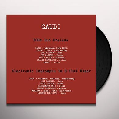 Gaudi EP Vinyl Record