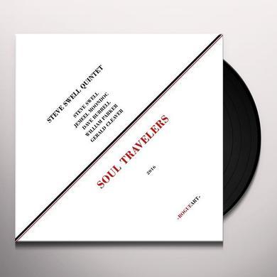 Steve Quintet Swell SOUL TRAVELERS Vinyl Record