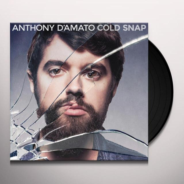 Anthony D'Amato COLD SNAP Vinyl Record - Digital Download Included