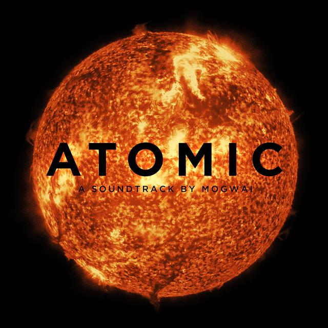 Mogwai ATOMIC Vinyl Record