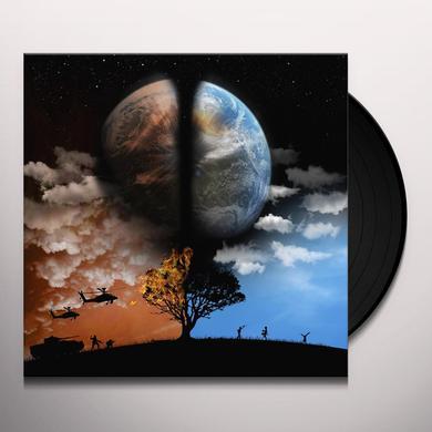 GILEAD7 & SUBTRAX PEACES OF WAR Vinyl Record