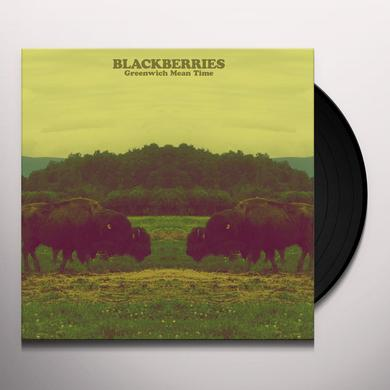 BLACKBERRIES GREENWICH MEAN TIME Vinyl Record
