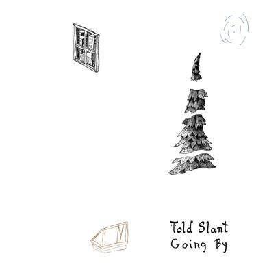 Told Slant GOING BY Vinyl Record