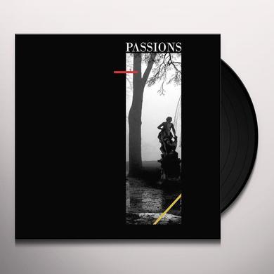 PASSIONS Vinyl Record