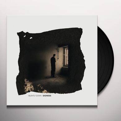 Silently Down SADNESS Vinyl Record