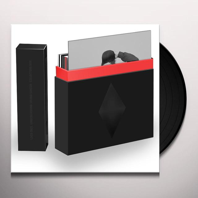 Loco Dice UNDERGROUND SOUND SUICIDE (BOX) Vinyl Record