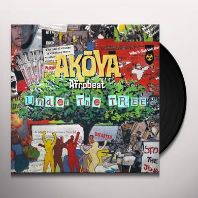 Akoya Afrobeat UNDER THE TREE Vinyl Record