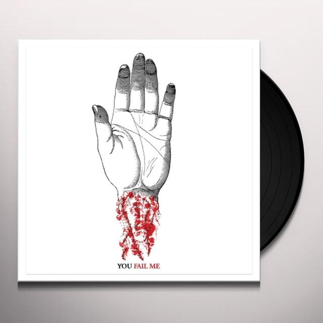 Converge YOU FAIL ME REDUX Vinyl Record