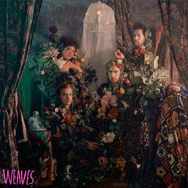 WEAVES Vinyl Record - Colored Vinyl, Pink Vinyl, Digital Download Included