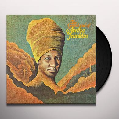 Aretha Franklin GOSPEL SOUL OF Vinyl Record