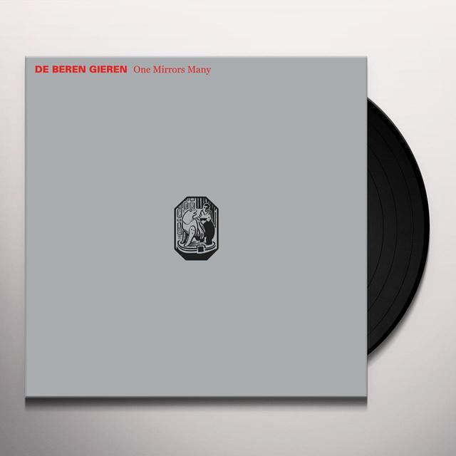 DE BEREN GIEREN ONE MIRRORS MANY Vinyl Record