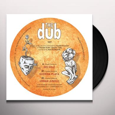 Claudio Coccoluto THEDUB107 Vinyl Record